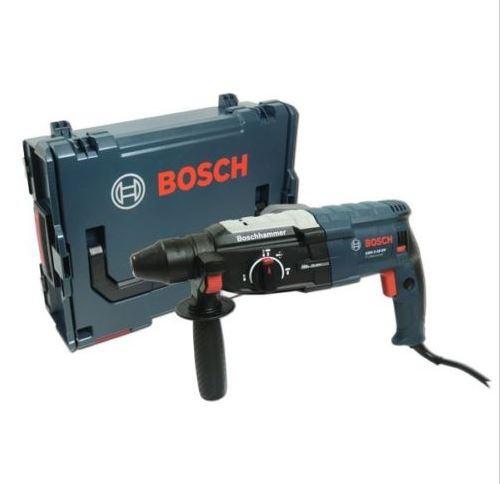 bosch gbh 2 28 dv bohrmaschine in l boxx 850w bohrammer ebay. Black Bedroom Furniture Sets. Home Design Ideas