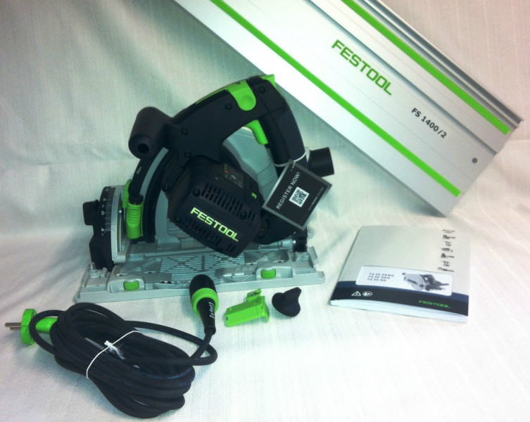 festool tauchs ge kreiss ge ts 55 rebq plus fs inkl schiene im koffer neu ebay. Black Bedroom Furniture Sets. Home Design Ideas